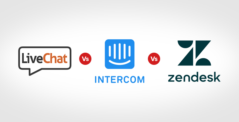 Best live chat software 2018: Zendesk Vs LiveChat Vs Intercom