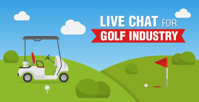 Live Chat For Golf