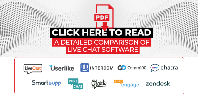 Comparison of 10 Best Live Chat Software of 2020